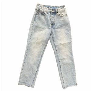 John Gault mom jeans